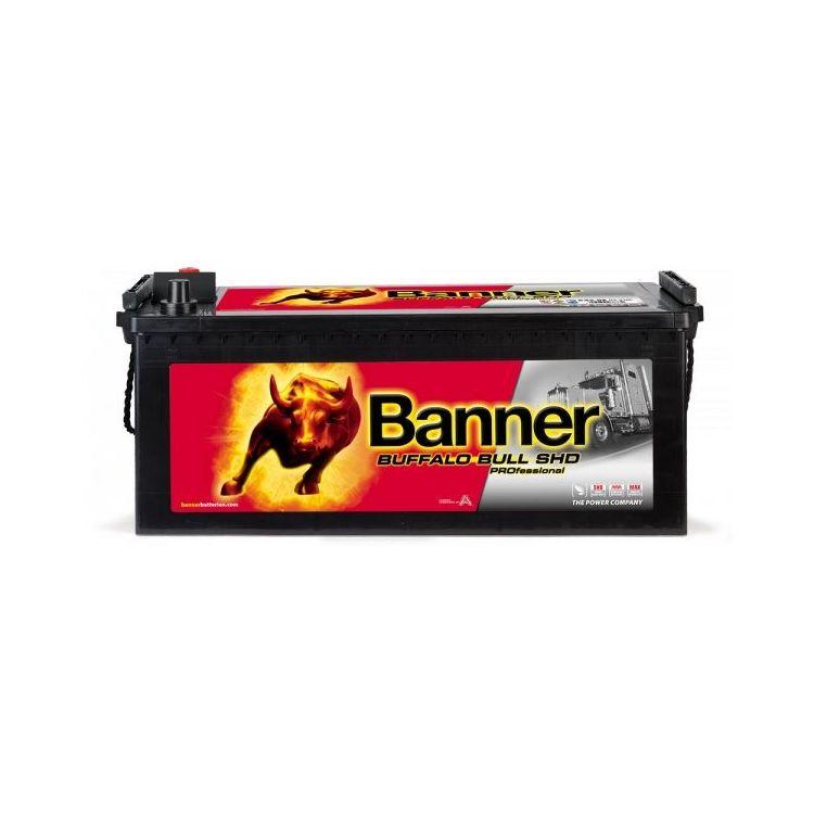 Akumulator BANNER SHD PROFESIONAL 64503 - 145 Ah