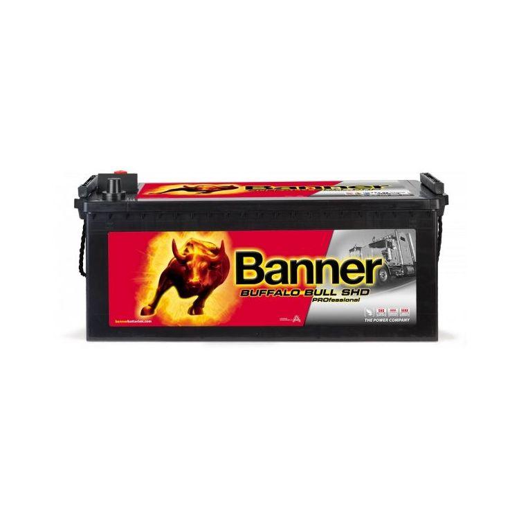 Akumulator BANNER SHD PROFESIONAL 680 08 -180Ah