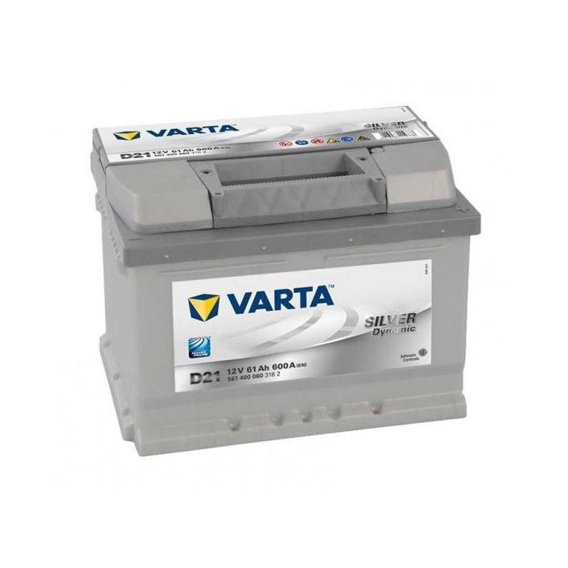 Akumulator VARTA SILVER DINAMIC 61Ah D+