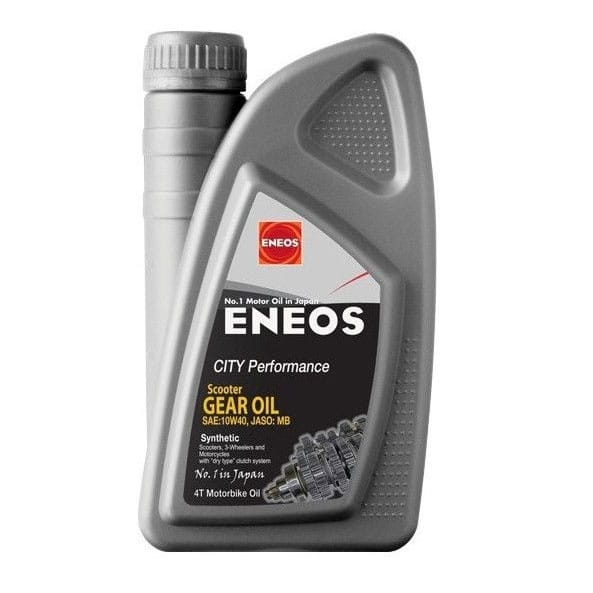 ENEOS CITY PERFORMANCE SCOOTER GEAR 10W40 1/1L