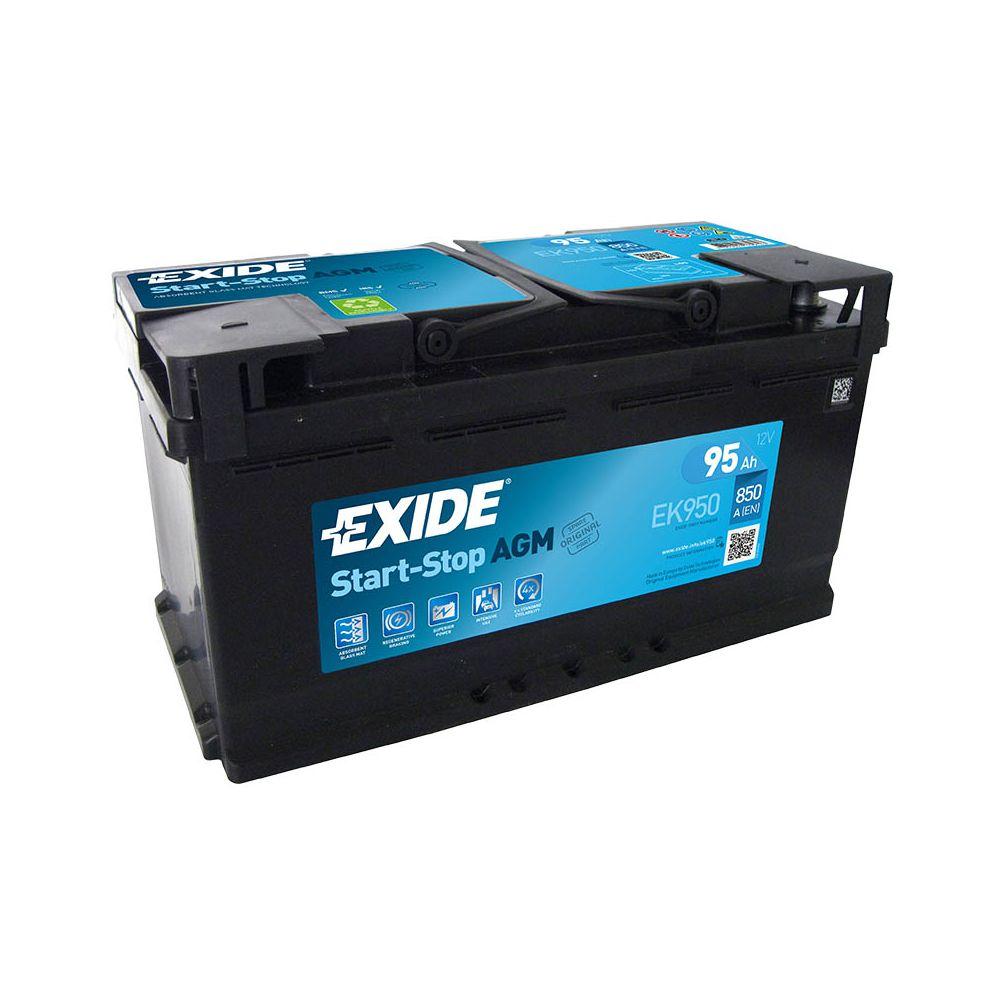 Akumulator EXIDE START- STOP AGM  95 Ah D+