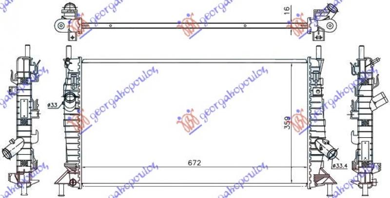 HLAD MOT. SVI MOD. BEN M/A +/-AC(67x37.2