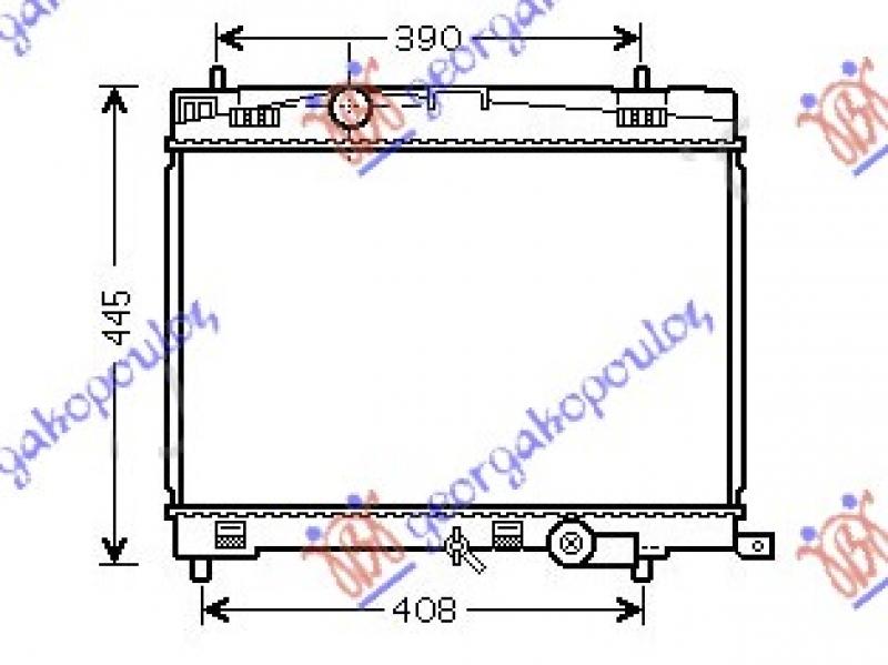 HLAD MOT.BEN.1.33 VVT-I(73/74KW)(09-11)