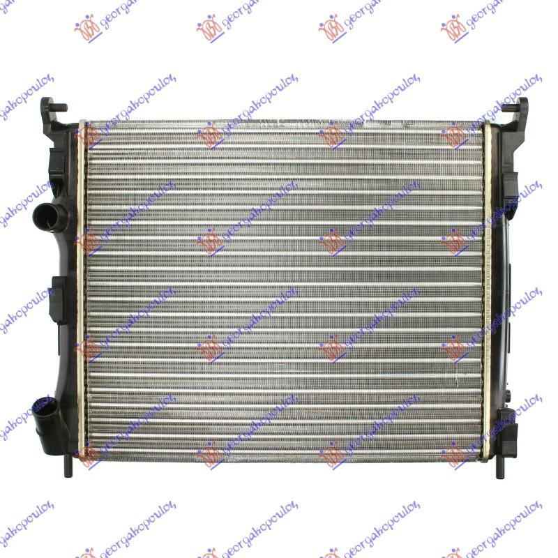 HLAD MOTORA 1.5DCi 03- (48x41.4x27)59KW