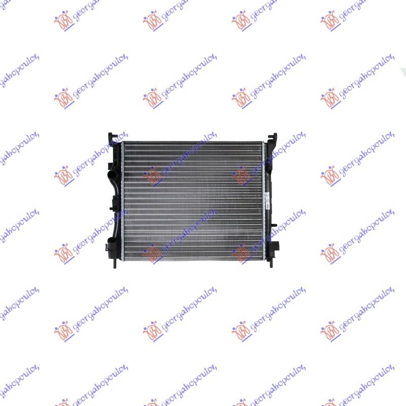 HLAD MOTORA 1.5DCi 03- (48x41.4x27)74KW