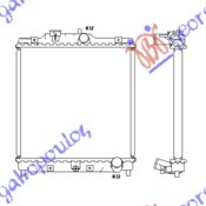 HLAD MOTORA 1.6 VTEC 150 PS (35x35x27)
