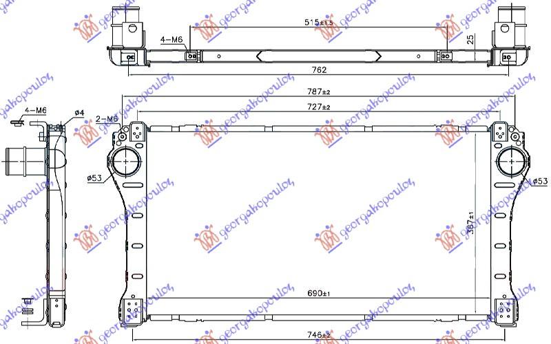 HLAD.INTERC.2.2 D4D AUTO(690x367x25)