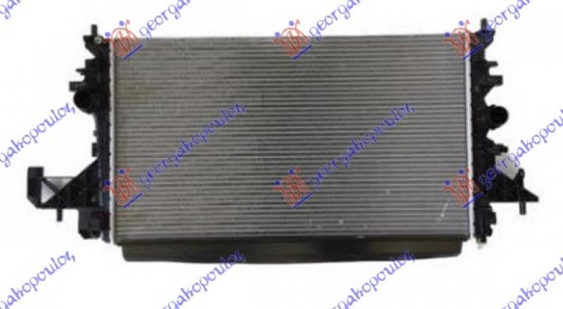 HLADNJAK 1.4i 16V (680x390x16)ENG.B14XE