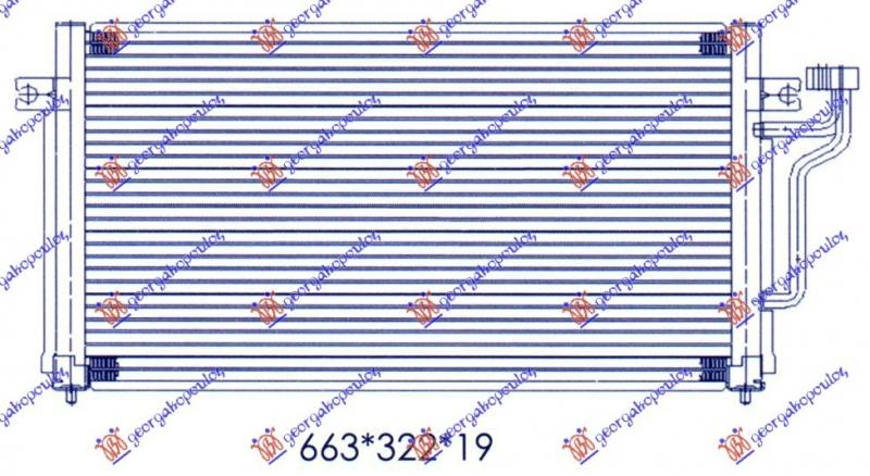 HLADNJAK KLIME (59.6x30.5)