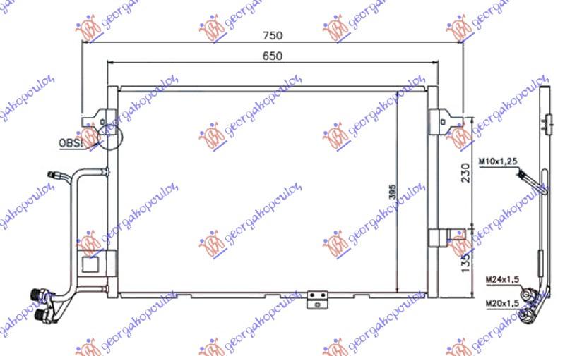 HLADNJAK2.5TDI DSL 01-(590x420x16)