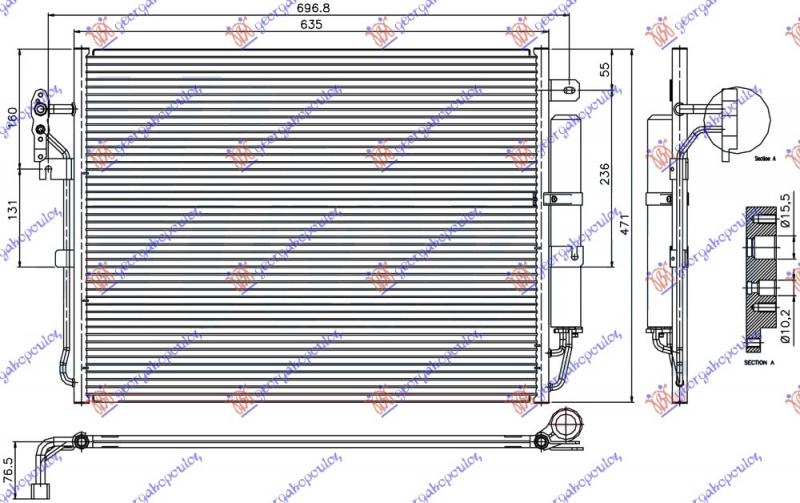 HLA.KLIM 2.7TD/2.7 V6 TDI DIZ(473x636x16