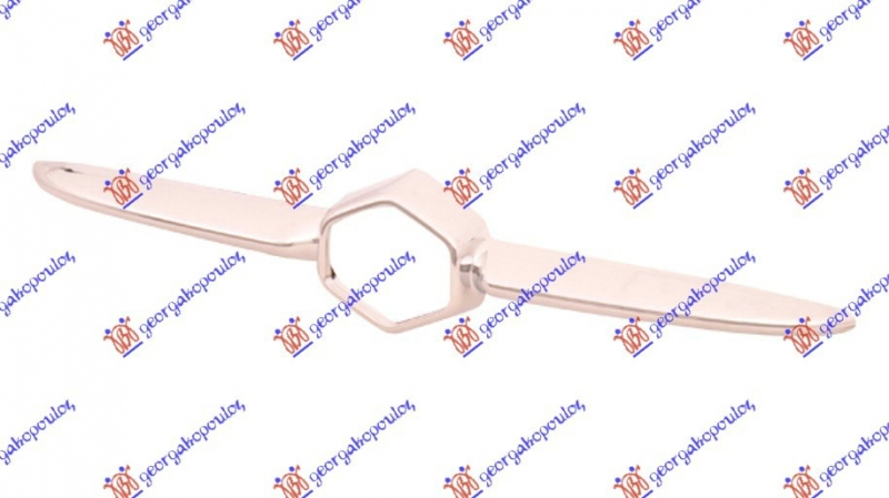 LAJSNA PVC MASKE HROM -01