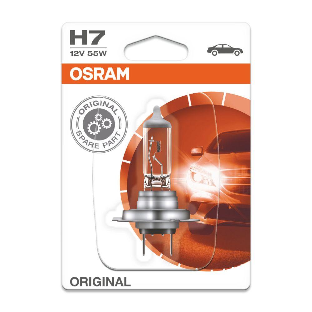 Sijalica OSRAM--H7  55W/12V OS.64210-01B - BLISTER