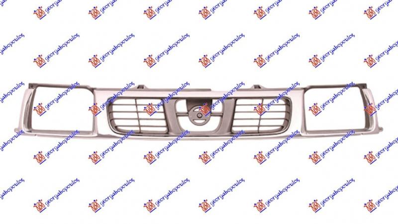 PVC MASKA HROM 2WD-4WD