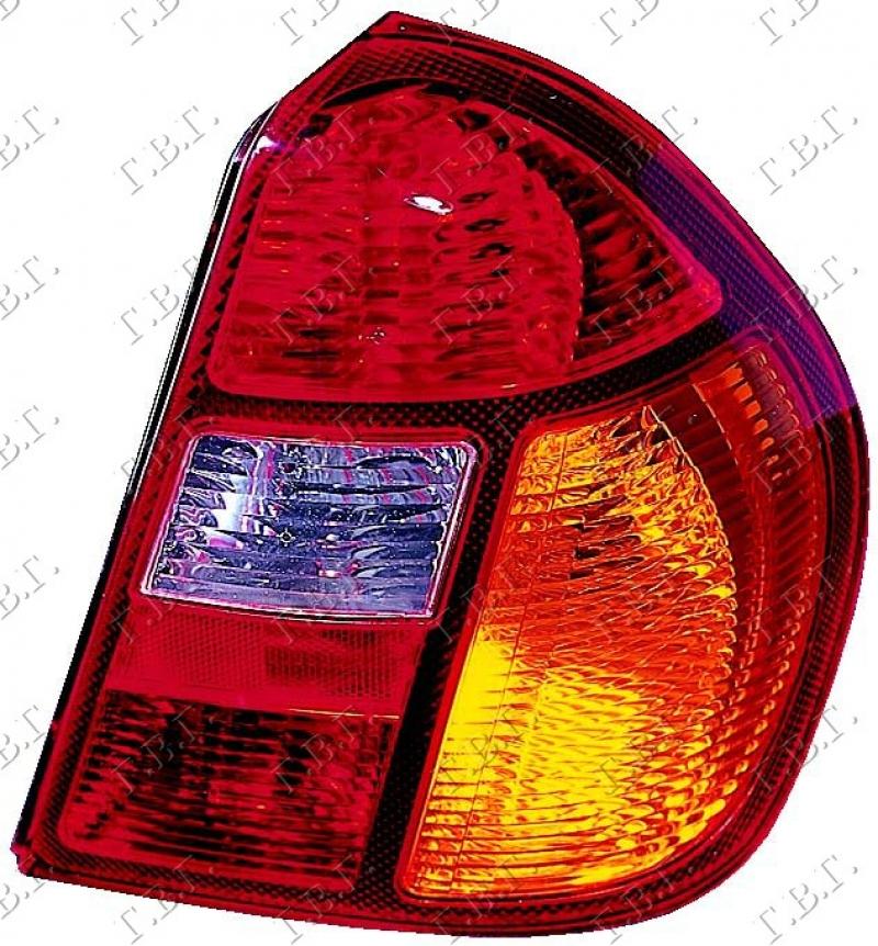 STOP LAMPA 4 VRATA(THALIA) ZUTI MIGAVAC