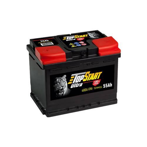 Akumulator TOP START FMM 55Ah L+