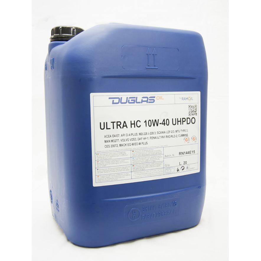 Ulje 20L ULTRA HC 10W-40 UHPDO