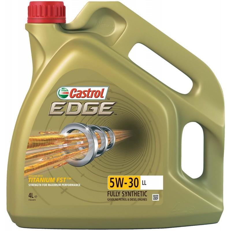 Ulje 4L CASTROL EDGE TITANIUM FST 5W-30