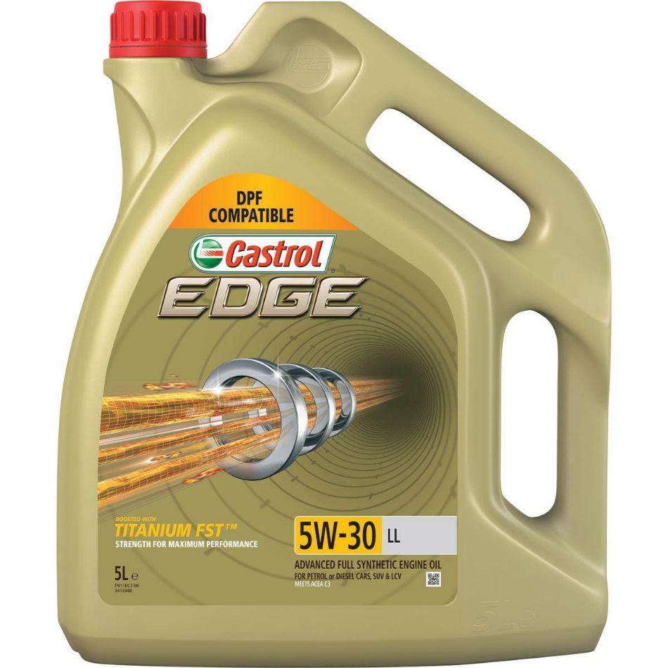 Ulje 5L CASTROL EDGE TITANIUM FST 5W-30