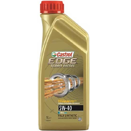 Ulje 1L CASTROL EDGE TURBO DIESEL TITANIUM FST 5W-40
