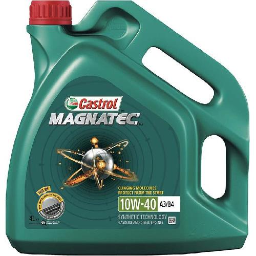 Ulje 4L CASTROL MAGNATEC A3/B4  10W-40