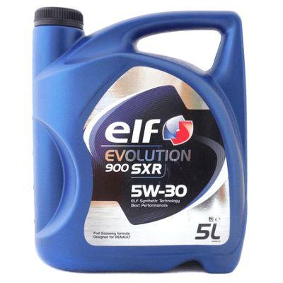 Ulje 5L ELF EVOLUTION 900- SXR 5W-30