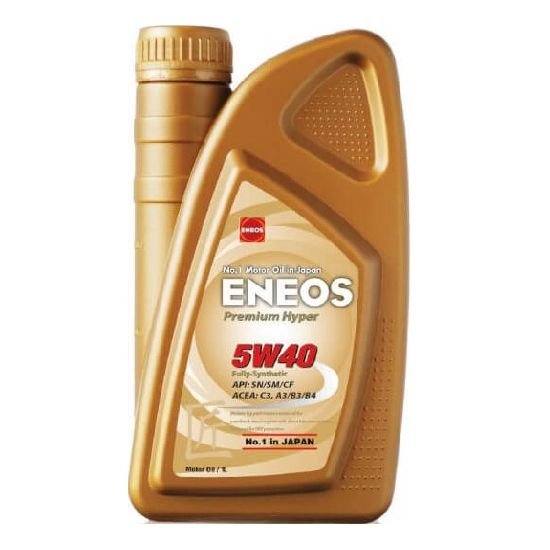 Ulje 1L ENEOS PREMIUM HYPER S  5W-40 sinteticko