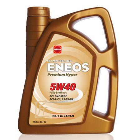 Ulje 4L ENEOS PREMIUM HYPER S  5W-40 sinteticko
