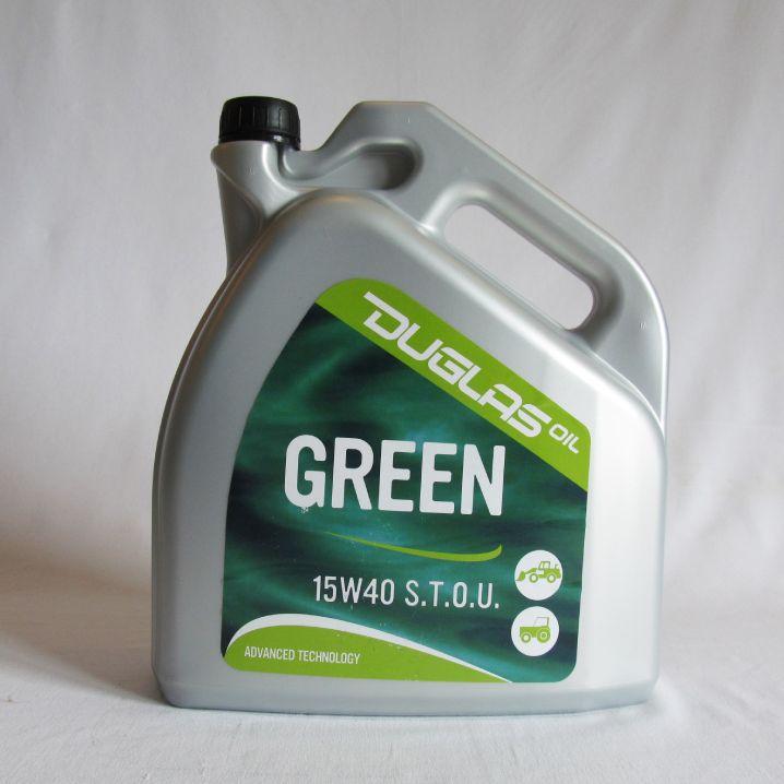 Ulje 5L GREEN 15W-40 S.T.O.U.