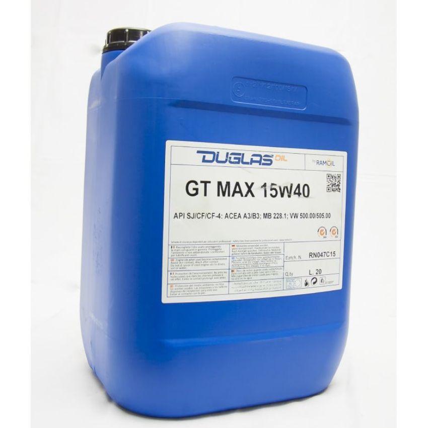 Ulje 20L GT MAX 15W-40