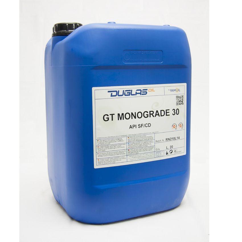 Ulje 20L GT MONOGRADE 30 mineralno