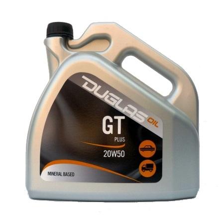 Ulje 4L GT PLUS 20W-50 mineralno