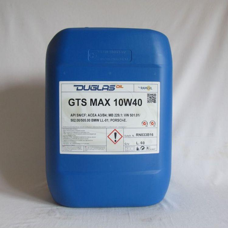 Ulje 60L GTs MAX 10W-40 polusinteticko