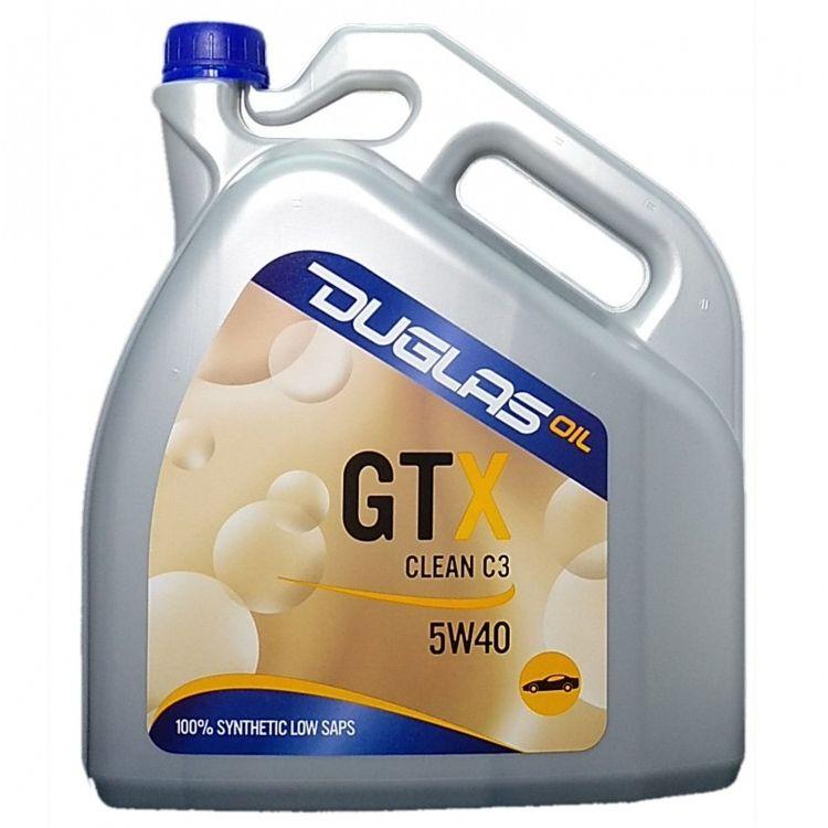 Ulje 4L GTx CLEAN C3 5W-40