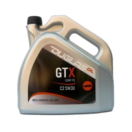 Ulje 4L GTx LIGHT FE C2 5W-30 sinteticko