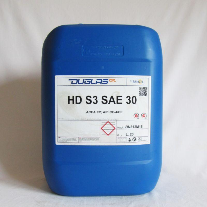 Ulje 20L HD S3 SAE 30