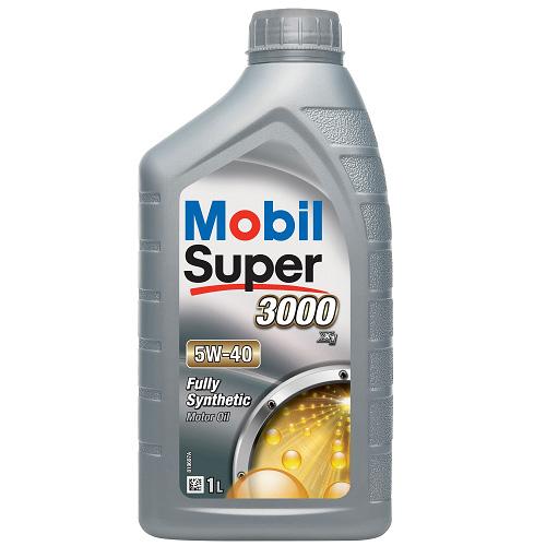 Ulje 1L MOBIL SUPER 3000 X1  5W-40