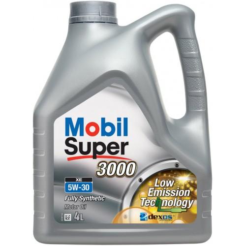 Ulje 5L MOBIL SUPER 3000 XE  5W-30