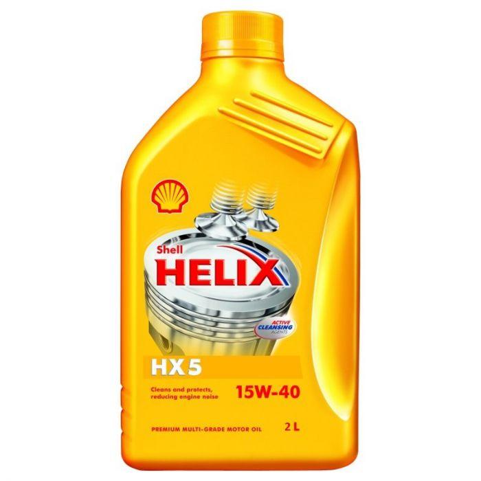 Ulje 1L SHELL HELIX  HX5  15W40
