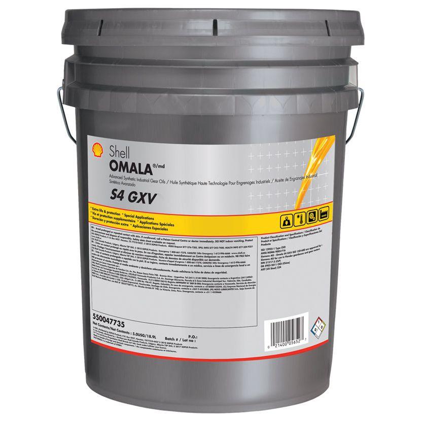 Ulje SHELL  OMALA S4 GXV 220 20/1