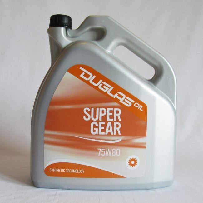 Ulje 5L SUPERGEAR 75W-80 GL4+/GL5