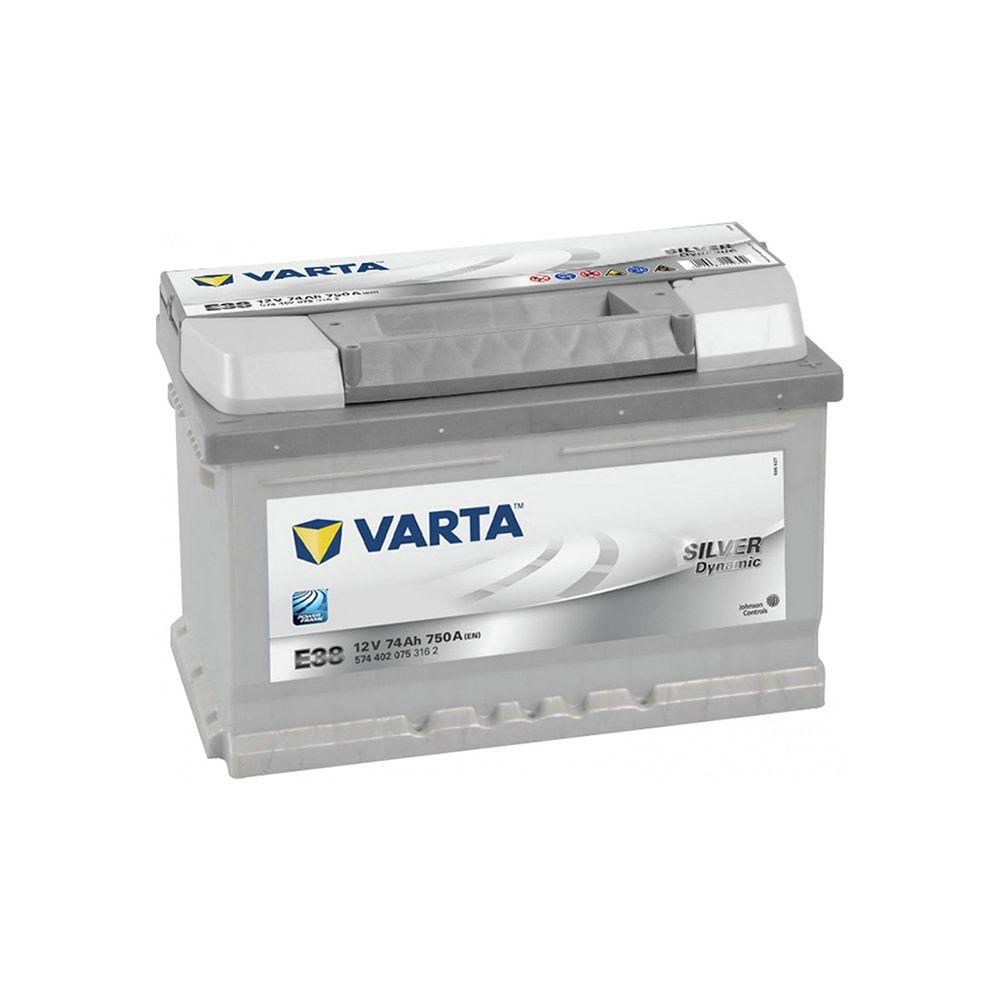 Akumulator VARTA SILVER DINAMIC 74Ah D+